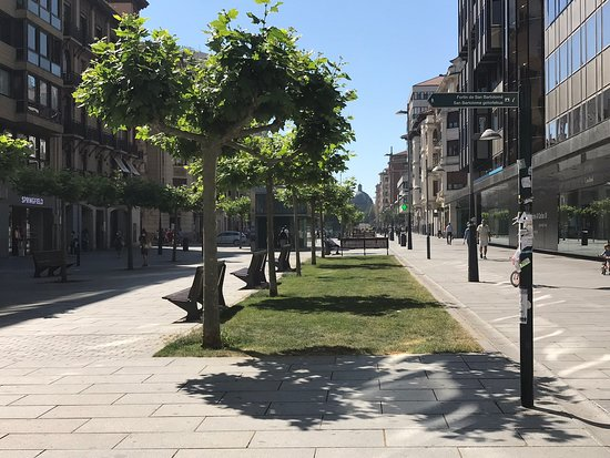 Avenida de Carlos III el Noble