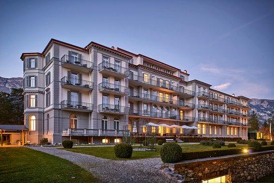 Waldhaus Flims Wellness Resort