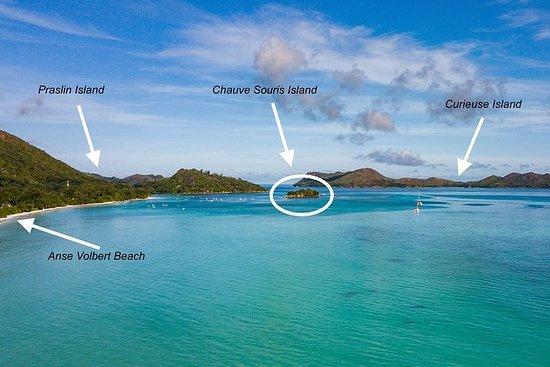 ショーヴスリス(プララン島のプライベートアイランド)でリラックス、ランチ、シ…