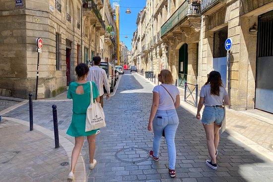 Bordeaux en français