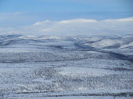 Karigasniemi, Finlândia: Paistunturin erämaa