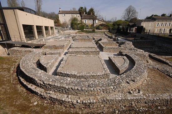 Montcaret Archaeological Site