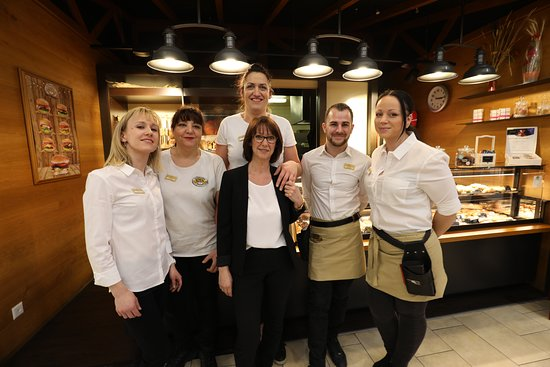 Le Panetier: Equipe du Panetier Monthey