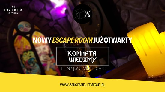 Escape Room - Let Me Out