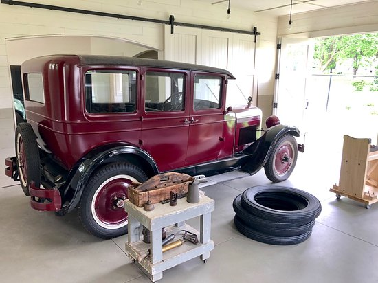 Come see 1927 Nash Sedan in our newly opened Fisher Dealership.
