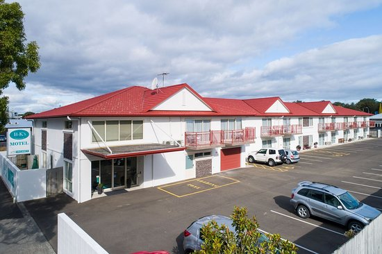 B-Ks Premier Motel Palmerston North