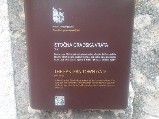 East city door