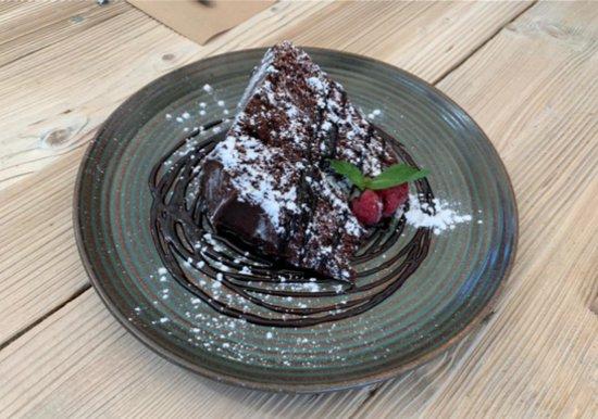 Provincia de Valencia, España: tarta de chocolate