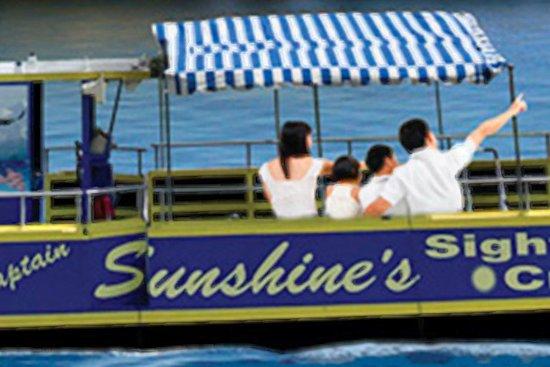 Sunshine's Sightseeing Cruises