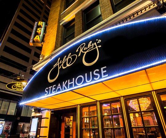 Jeff Ruby S Steakhouse Cincinnati