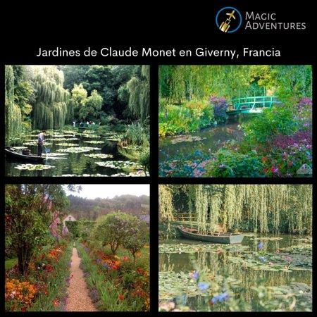 Giverny, France: Sencillamente espectacular 💜  Página oficial: https://www.magicadventures.com.mx