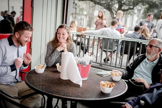 Bienville Bites Food Tour - Downtown Mobile