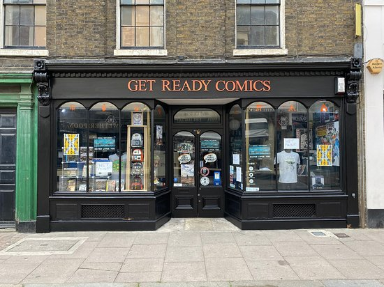 Get Ready Comics