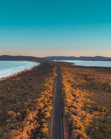 Booti Booti, Australia: Bliss - Driving on the open roads, no where really to be at no particular time 😊✨  📸 instagram.com/diverrdanny/ #barringtoncoast #bootibooti #pacificpalms #seeaustralia #NewSouthWales
