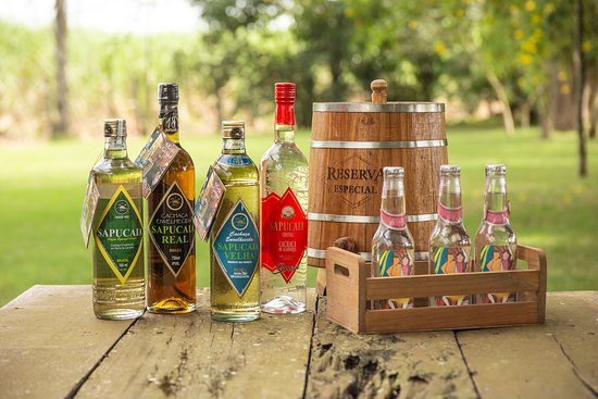 Cachaca Sapucaia distillery