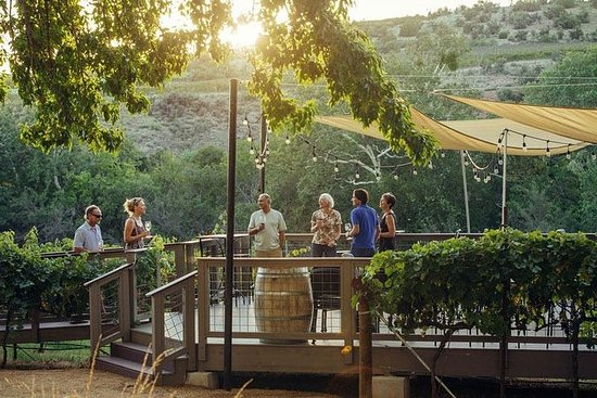Wine Tour from Sedona to the Verde...