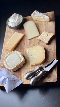 Our cheese selection
