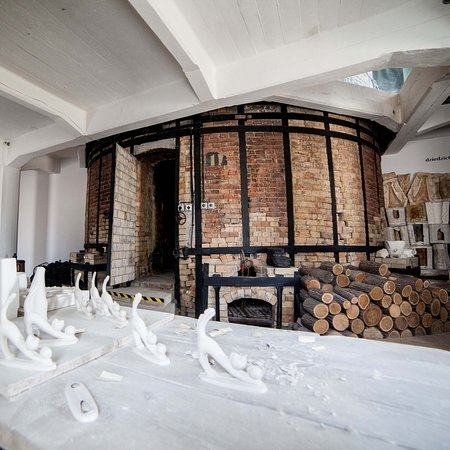 Living Museum of Porcelain in Cmielow