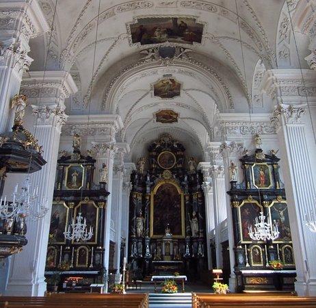 Pfarrkirche St. Georg Und Zeno