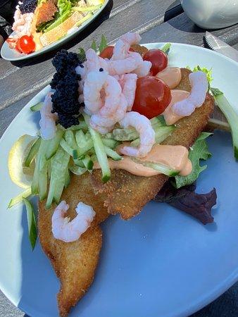 Dejlig frisk mad med masser af smag :)