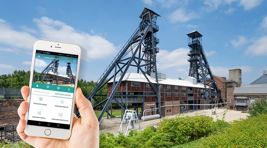 Charleroi, Belgique : NEW Mobile App !