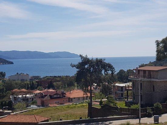 Ekincik, Törökország: Odalardan görünen deniz manzarası