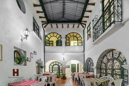 ZONA INTERNA DEL HOTEL