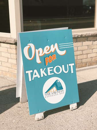 We are open for Take-Out!!