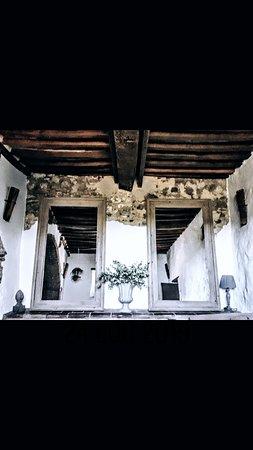 Farnetella, Italia: Sala degustazioni al piano terra del casale