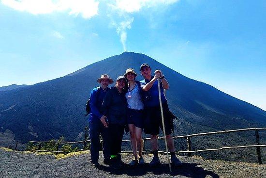 Visite du volcan Pacaya et des sources chaudes d'Antigua