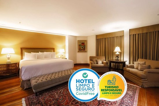 Ouro Minas Palace Hotel Preferred Lifestyle Collection