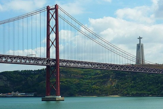 Lisboa panorámica, 5 miradores, puente...