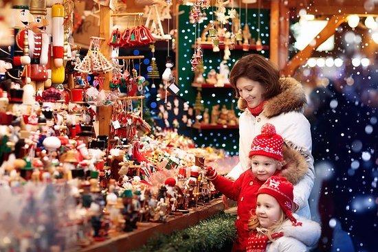 Magic Christmas tour in Gyandzha
