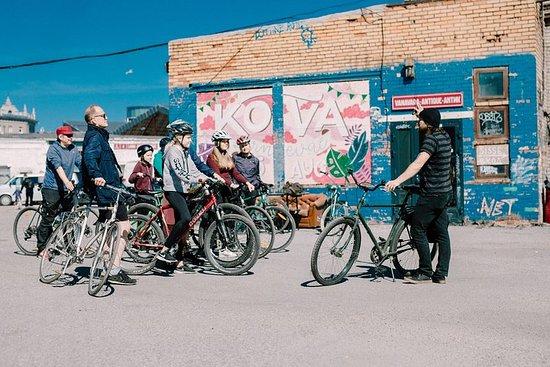 North Tallinn Guided Bike tour