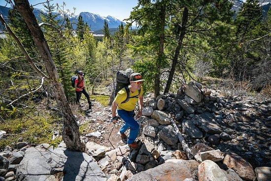 Climbing Experience of Via Ferrata