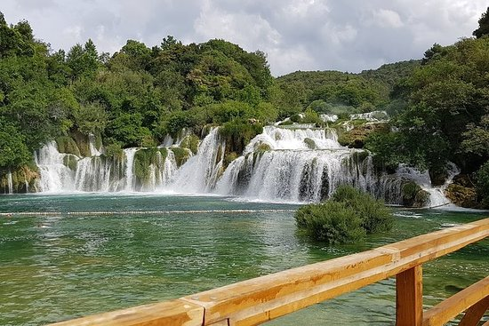 entrance ticket to the Krka National...