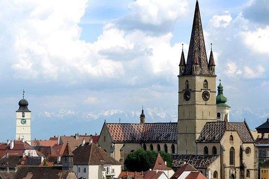 Visite privée de Sibiu au départ de Bucarest