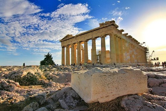Forfait de 4 jours à Athènes