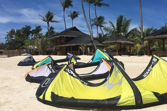 Kitesurfing Holiday on Bantayan Island