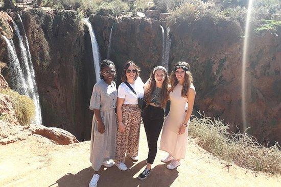 Voyage de Marrakech à la cascade...