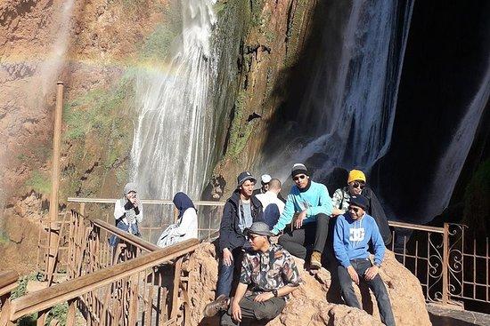 Visite privée des cascades de Marrakech...