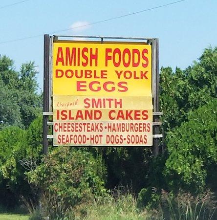 Wye Mills, MD: Convenience, variety, local flavor
