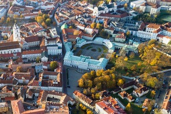 Walks In Europe - Vilnius