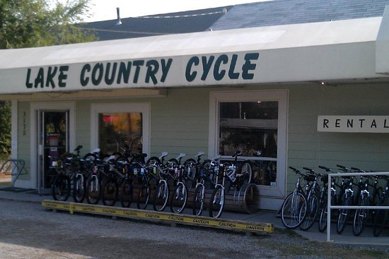 Lake Country Cycle