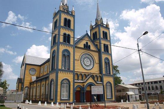 5-dagers Guyana og Surinam-tur