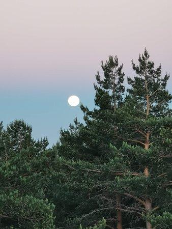 Sierra de Guadarrama, Spain: Luna llena 5 de junio 2020