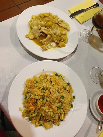 pollo al curry sublime