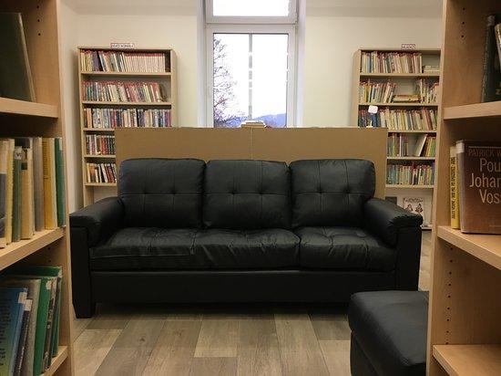 Knihovna Libštát