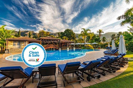 Quinta Jardins do Lago, Hotels in Madeira