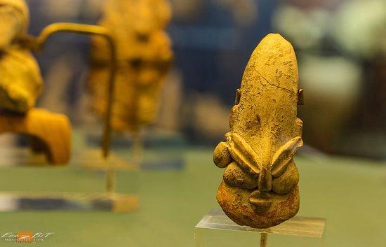 Sha'ar HaGolan, Izrael: צלמיות במוזיאון